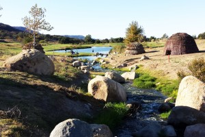 Pechanga Indian Huts Accent Course